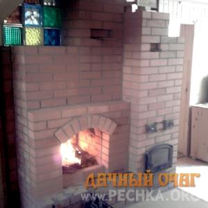 Печь-камин, фото 1