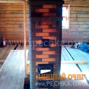Экономичная печка для отопления помещений, фото 3