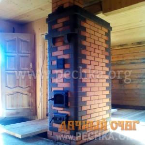 Экономичная печка для отопления помещений, фото 4