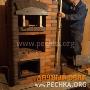 Печь с плитой и сушилкой, фото 5