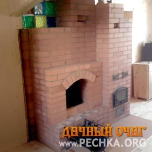 Печь-камин, фото 3