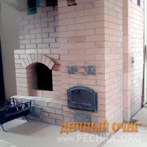 Печь-камин, фото 2