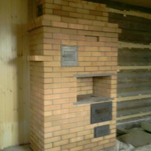 Отопительно-варочная печь, фото 3