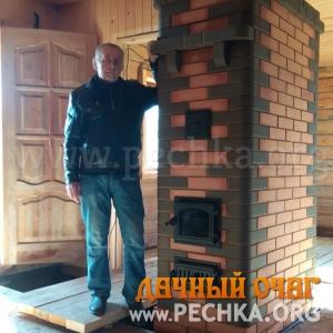 Экономичная печка для отопления помещений, фото 1